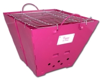 Tussi on Tour Grill pink